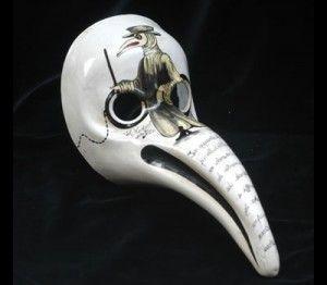 M33 Maschera Dottore della peste