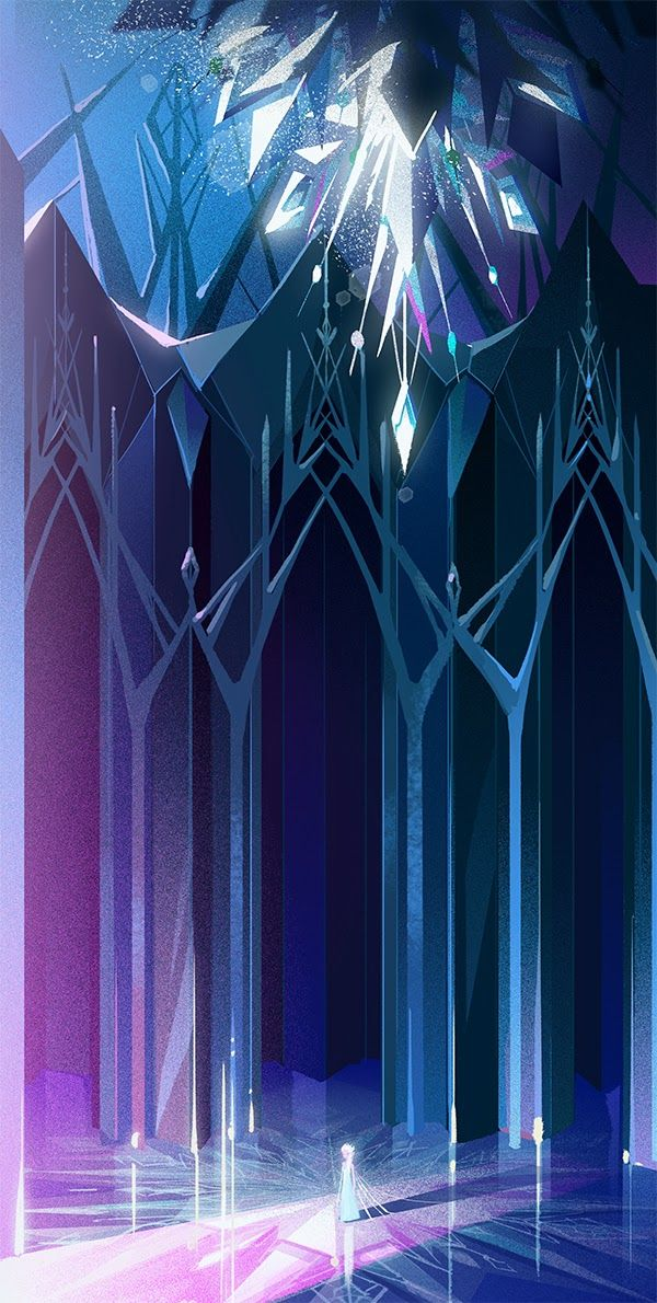 FROZEN: Elsa and Her Ice Palace
