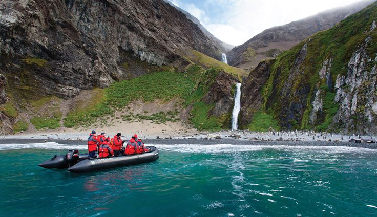 Antarctica with Silversea Expeditions