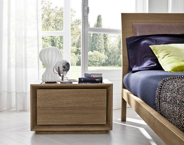 Двойная кровать / современная / из дерева - ART. ML521 - Arte Antiqua di Zen Adriano