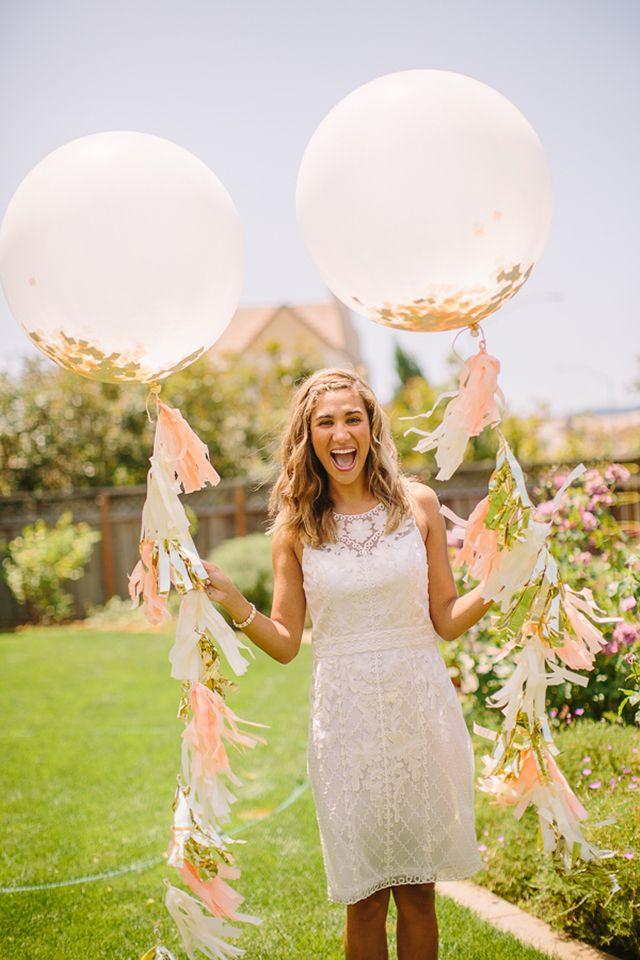 Featured: Sweet Tea Backyard Bridal Shower