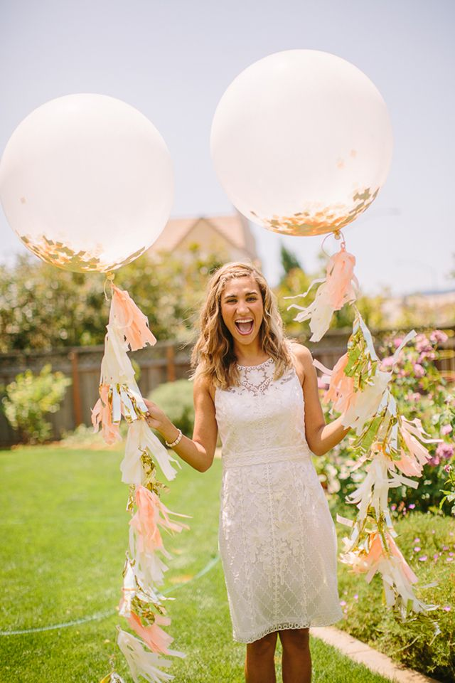 Featured: Sweet Tea Backyard Bridal Shower