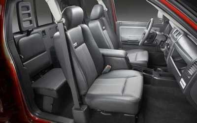 2016 Dodge Dakota - interior 1