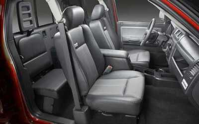 2016 Dodge Dakota - interior 1