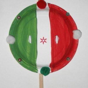 Spanish Crafts for kids | for children who are learning Spanish or studying Mexican culture