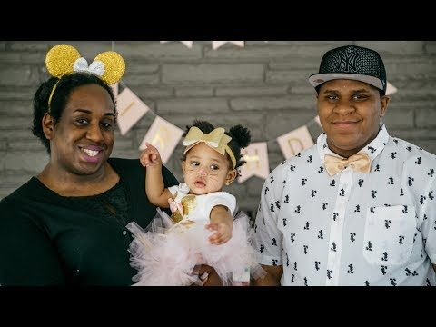 Video: Trans Couple Have A Daughter, The Mom Was Born A Man & The Dad Was Born A Woman!