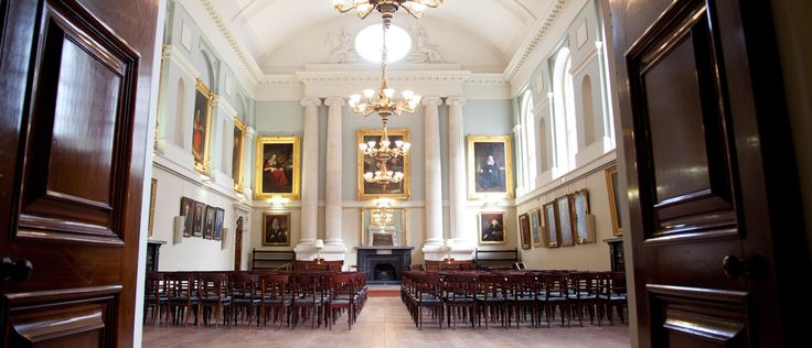 Conferences and Award Ceremonies - The Honorable Society of King's Inns   (c) www.kingsinns.ie