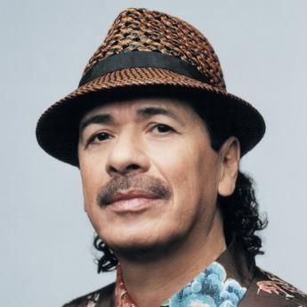 Santana-this man is freaking awesome!  Most Grammy's won in one night...tied with Michael Jackson :)
