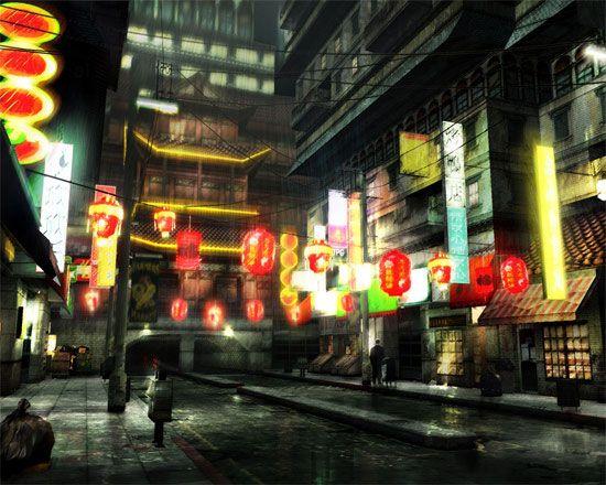 25 Conceptos de arte en videojuegos | OLDSKULL.NET