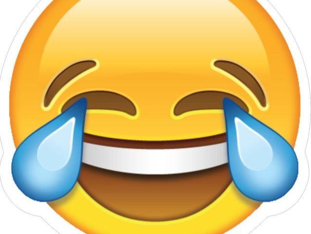 I got: Laugh/Crying Emoji! What Emoji Are You? go om playbuzz.com and do the emoji quiz.