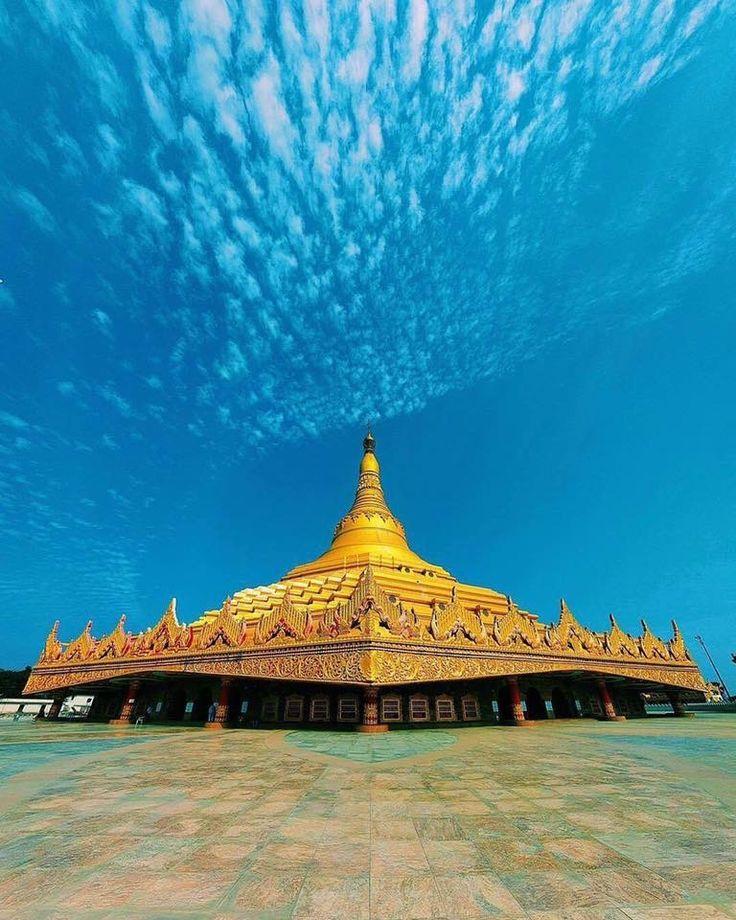 Global Vipassana pagoda , Mumbai.
