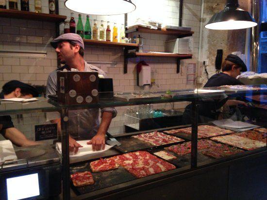 9ème - anvers - di loretta pizza à a la découpe