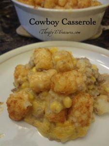 Cowboy Casserole   ~casseroles~   Pinterest