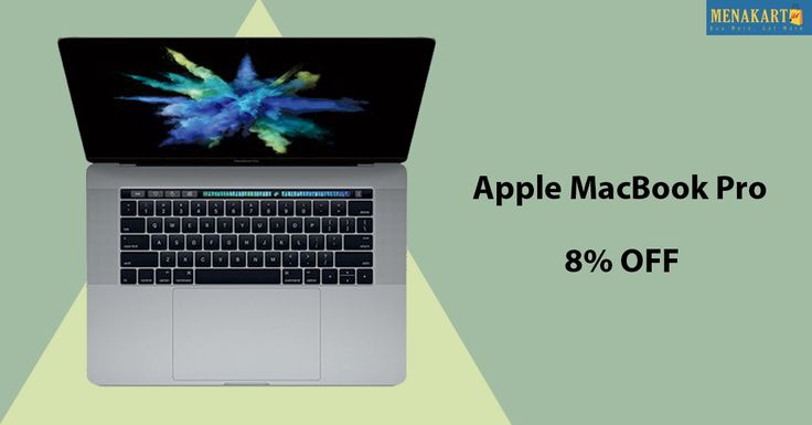 Buy Apple MacBook Pro 15-Inch with Touch Bar and Touch ID online at Menakart #MacbookPro #Laptops #online #shopping #menakart #touchbar #Apple #electronics
