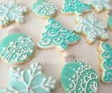 decorated christmas cookies - Yahoo Image Search Results