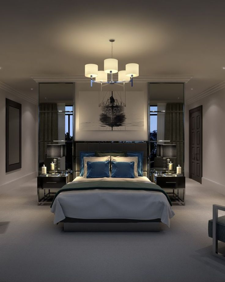 awesome 70 Modern Contemporary Masculine Bedrooms Ideas ...