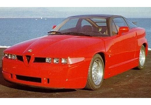 Alfa Romeo sz   Photos ALFA ROMEO SZ : Finitions, carrosserie et habitacle - Turbo.fr