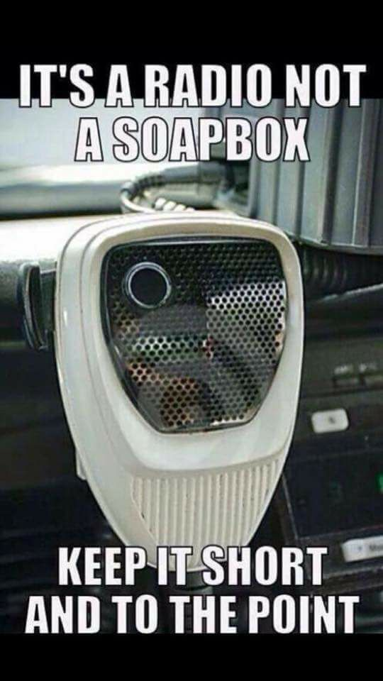 Yepp totally agreed! I just wish my mic and probably the radio were as new as this one looks.