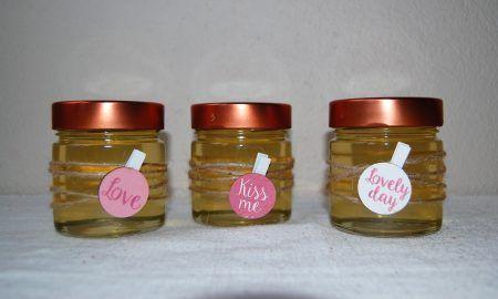 Špeciálna Valentínska kolekcia medov