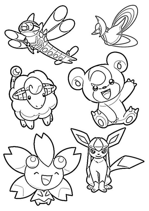 Drawing Chiby Pokemon Coloring Pages Pokemon Coloring Pages Pokemon Coloring Coloring Pages