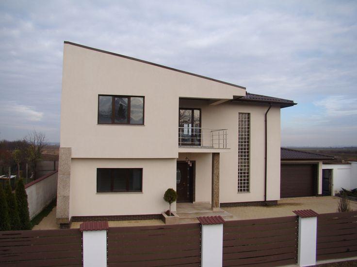 Vila Travertino - moderna si eleganta