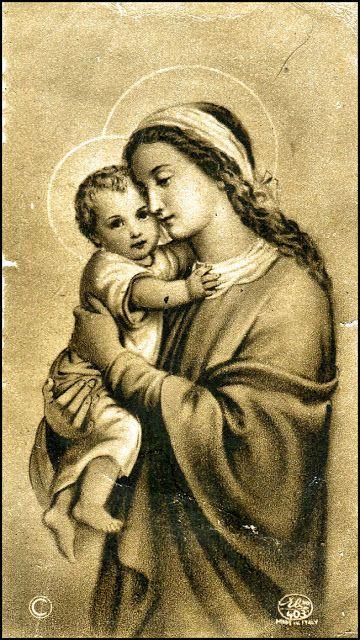 Preghiera della futura Mamma