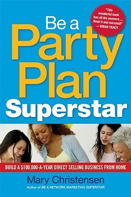 tupperware party planning packet