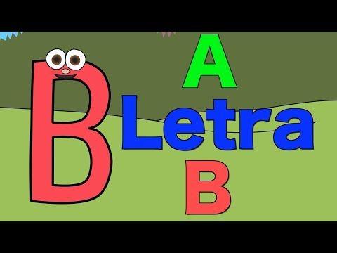 GUGUDADA - O Alfabeto Fonético | A Música da Letra B (animação infantil)…