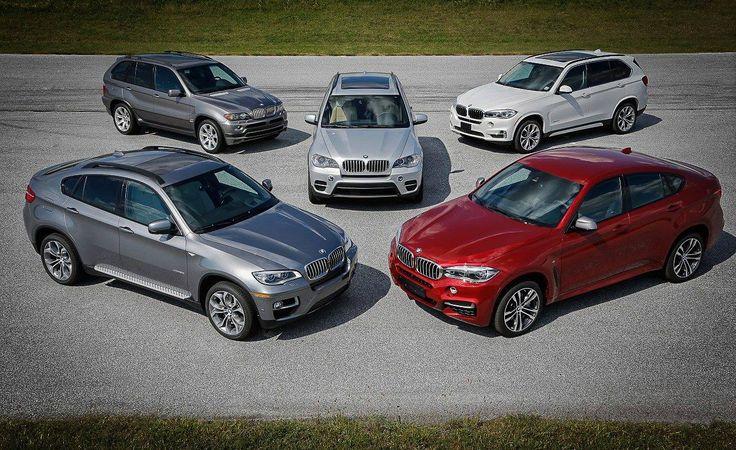 X'in gücü. X5 ile başlayan BMW X serisi 15. yaşını kutluyor.
