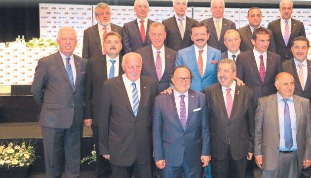 Dünya Türk İş Konseyi (DTIK) Köln'de gerçekleştirdiği Avrupa ve Balkanlar Büyük Buluşması