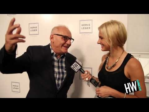 BCBG's Max Azria Interview at NY Fashion Week 2012