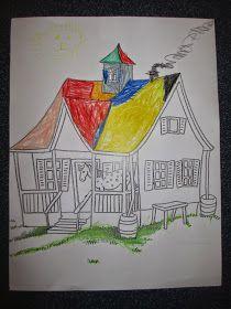 Villa Kunterbunt Basteln Pippi Pippi Longstocking Birthday