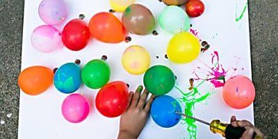 10 attività creative da fare in estate con i bambini