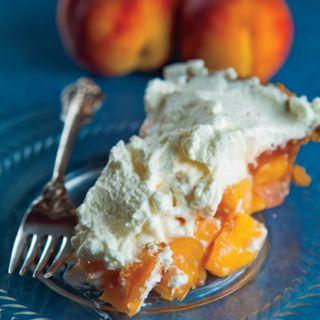 ♥ Perfekte Pfirsichkuchenfüllung   – Cake – Tarte