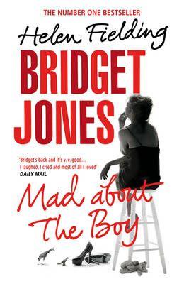 2017 WBN Selection: Bridget Jones: Mad About the Boy by Helen Fielding (2013)