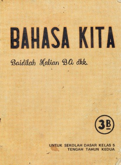 Buku Bahasa Kita - 1975