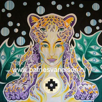 inca cross shaman totem animal
