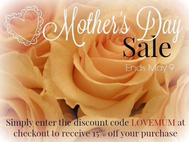 Threadbare Creations- Mothers Day PDF Pattern Sale