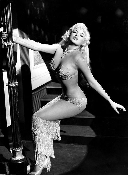 Jayne Mansfield in a dress that looks like it's not a dress (until you wonder what that fringy bit is attached to): Jaynemansfield, Jayne Mansfield, Actresses Pinup, Jane Mansfield, Classic Beautiful, Playboy Playmates, Actressjayn Mansfieldblond, Hollywood Classic Glamour, Classic Hollywood Pinup