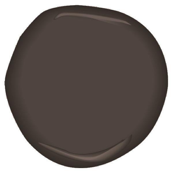 brownstone CSP-240 by Benjamin Moore Colors,