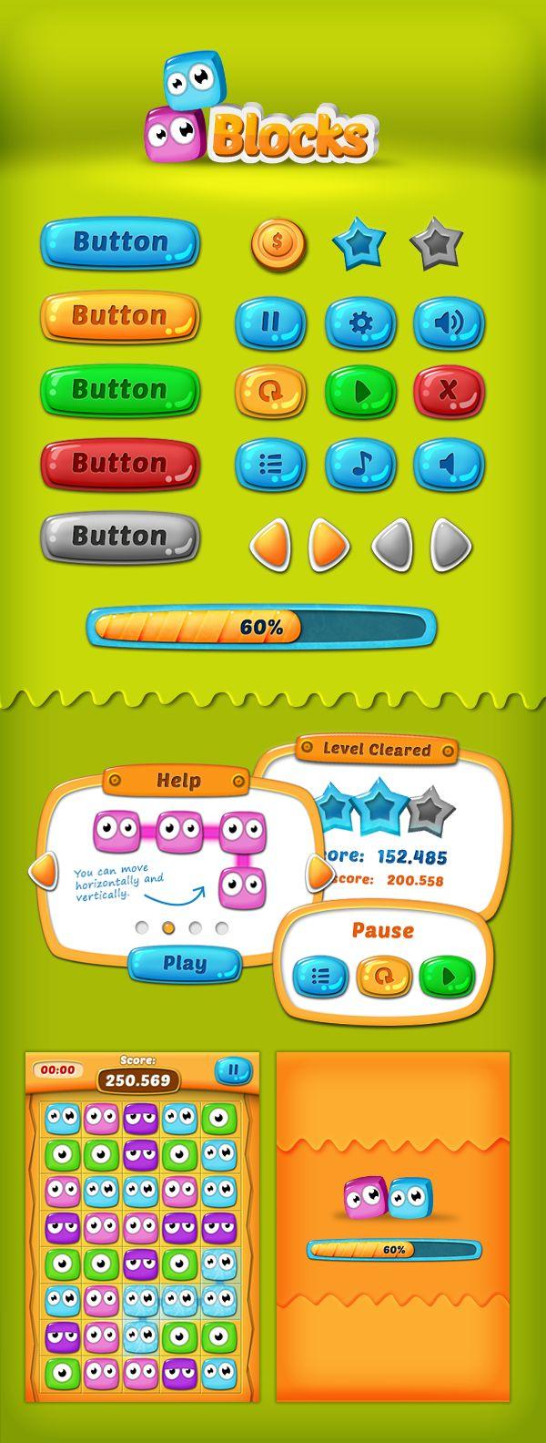 Games on Behance