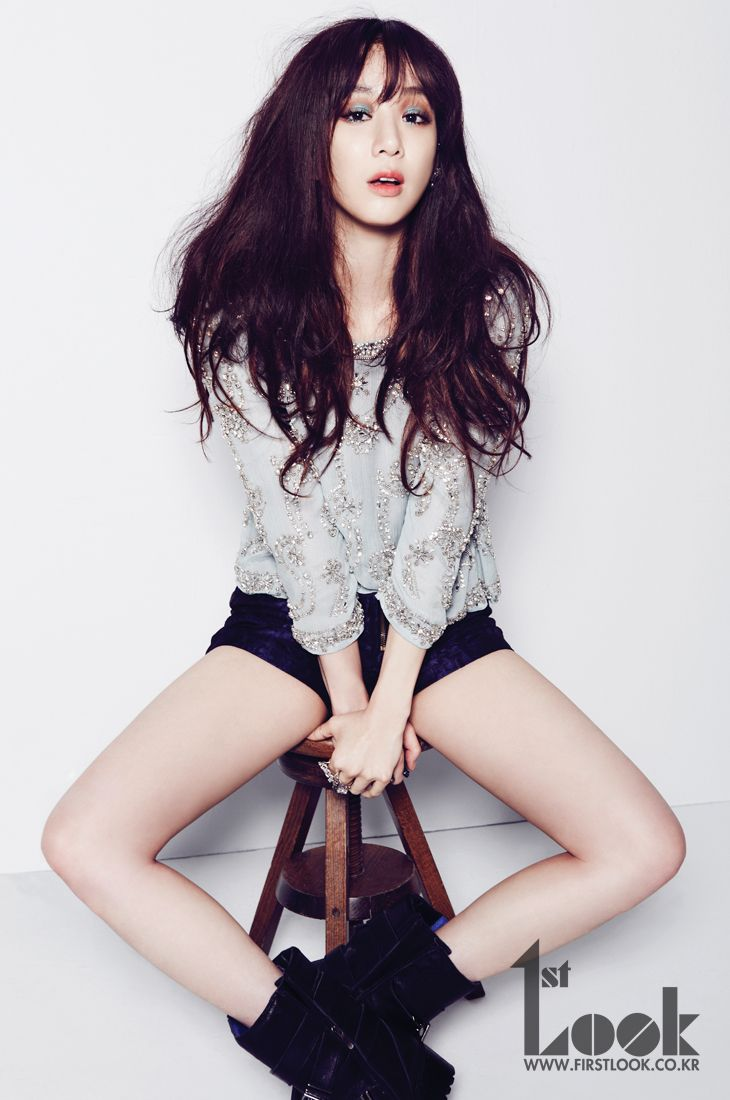 Jung Ryeo-won for 1st Look