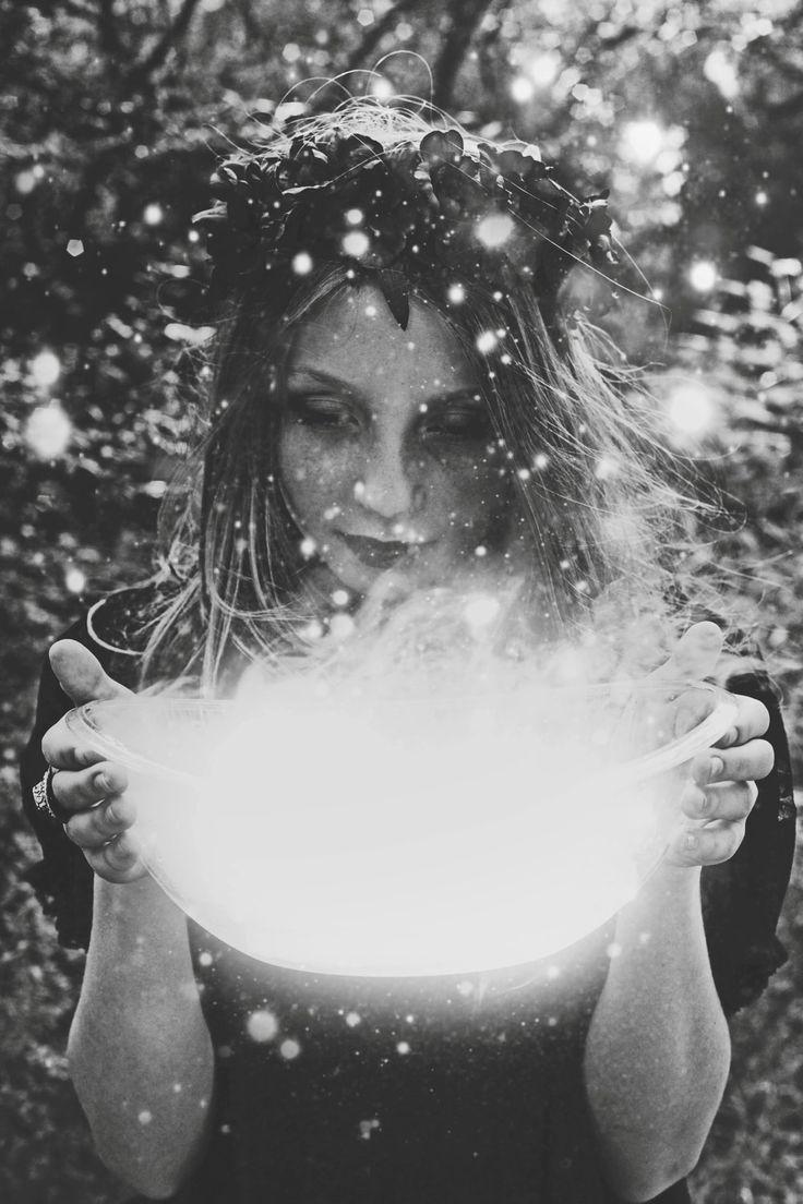 From Photographer Shaina Hedlund. The Dark Fairy