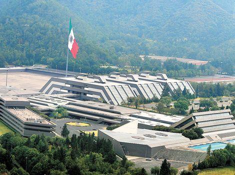 Galería de Clásicos de Arquitectura: Heroico Colegio Militar / Agustín Hernández + Manuel González Rul - 2