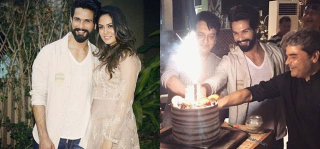 Shahid Kapoor's Pre-Birthday Bash Was Another Starry Affair