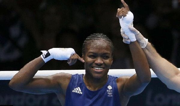 Nicola Adams Team GB Gold Medalist for Boxing!