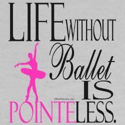 ballet ... puede haber algo mejor que eso ...no lo creo
