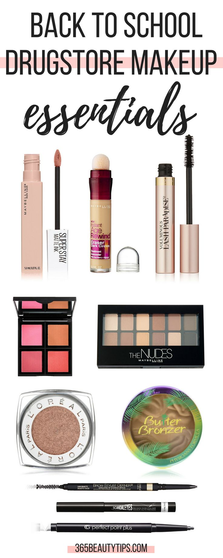 Makeup Essentials Must Haves From Makeup Artists Part 1: Best 20+ School Makeup Ideas On Pinterest