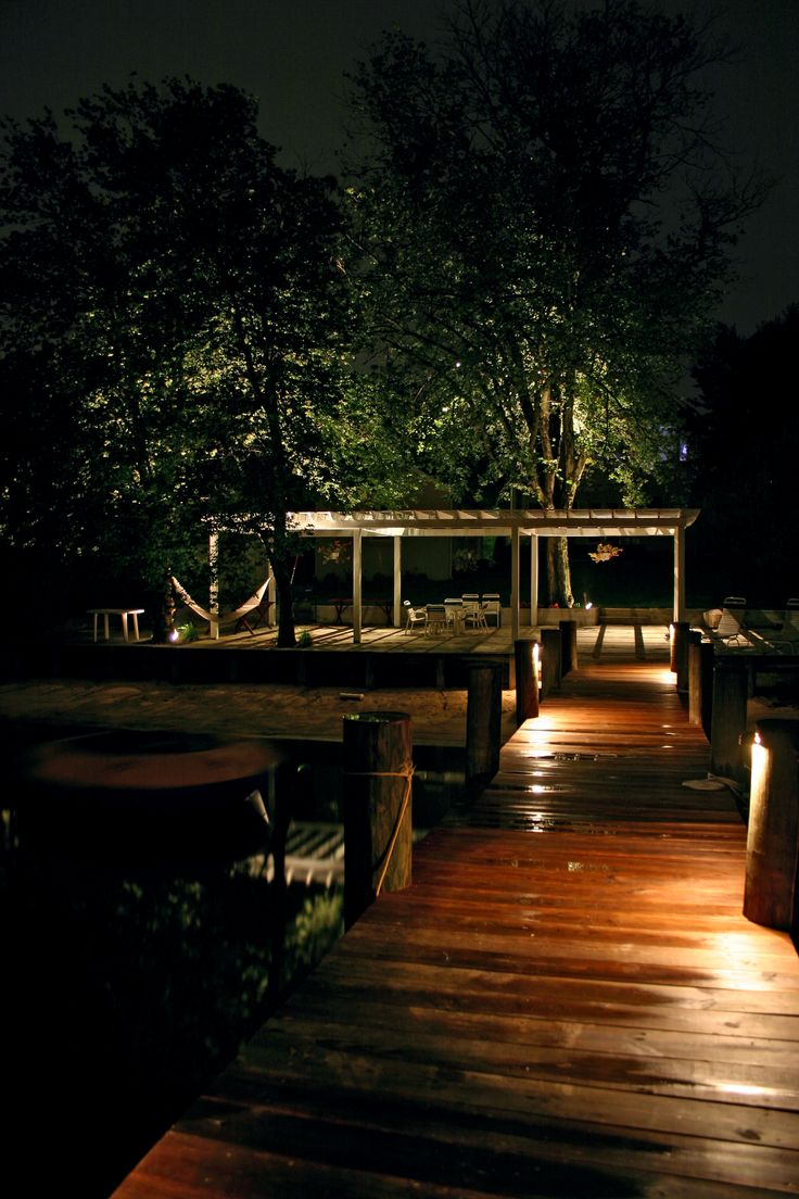 Find This Pin And More On Backyard Lighting By Olpwilmington.