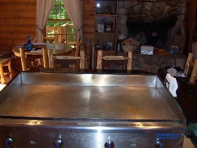 Hibachi Grill In Kitchen At Home I Will Have This Beside My Gas Top Stove Dream Pinterest And House